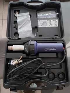 Soldadora Leister Manual Weldy Ht1600
