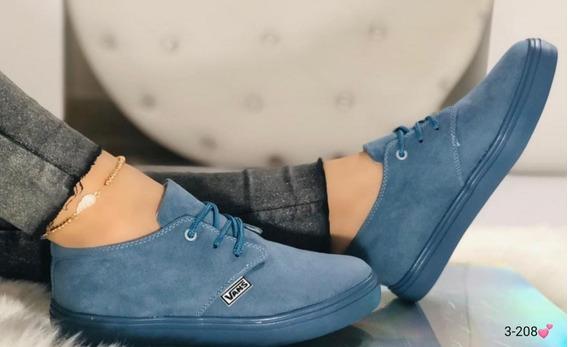 Zapato Casual De Tela Para Damas, Mujer Calidad Colombiana