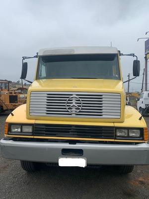 Caminhão Mb 2325, Ano 1991, Caçamba 10 Mts
