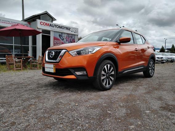 Nissan Kicks Exclusive 1.6 Auto 6a/bag Rim17