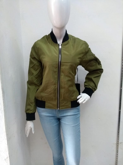 Chamarra Verde
