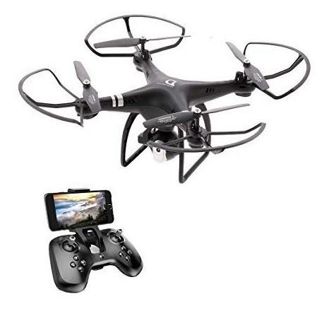 Drone Sk X8 Rc Com Câmera Wifi Fpv + Peças De Reposição