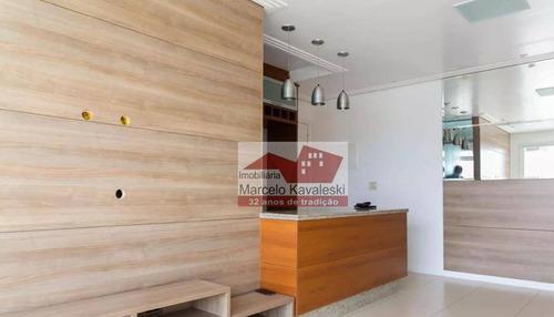 Imagem 1 de 11 de Apartamento Com 2 Dormitórios À Venda, 63 M² Por R$ 530.000 - Ipiranga - São Paulo/sp - Ap13120