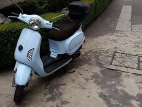 Scooter Carabela Greaser 150