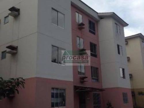 Imagem 1 de 4 de Apartamento Com 3 Dormitórios À Venda, 59 M² Por R$ 100.000,00 - Tarumã Açu - Manaus/am - Ap1528
