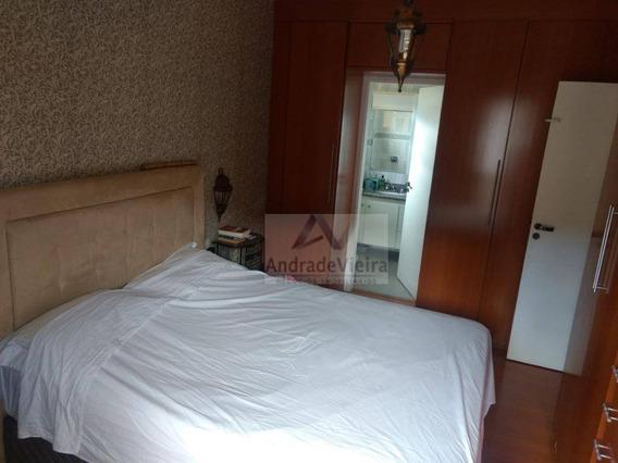 Apartamento Com 2 Dormitórios À Venda, 120 M² Por R$ 620.000 - Mirante Das Estancias - Águas De Lindóia/sp - Ap0643