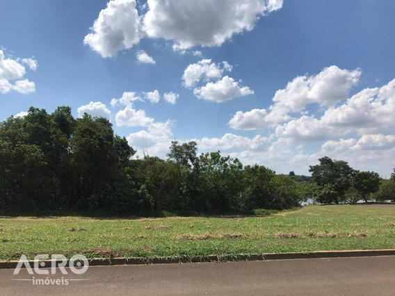 Terreno À Venda, 480 M² Por R$ 385.000 - Residencial Lago Sul - Bauru/sp - Te0568