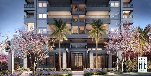 Imagem 1 de 8 de Apartamento Com 3 Dormitórios À Venda, 147 M² Por R$ 2.200.000,00 - Chácara Klabin - São Paulo/sp - Ap3790