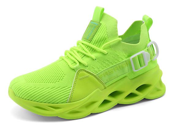 Sapatilhas Masculinas Sonwee Meninos Esportes Sapatos Swg133