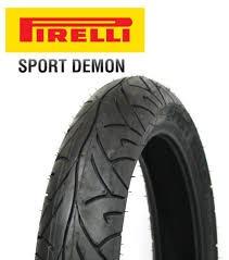 Pneu Cb 300 110/70-17 Sport Demon - Pirelli Dianteiro