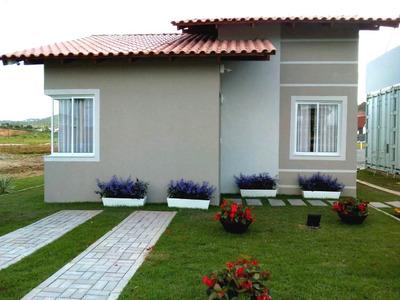 Casa Em Condomínio Fechado | 02 Dormitórios | Itinga-araquari | Mcmv - Sa00580 - 33673847