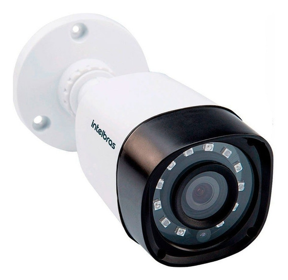 Camera Intelbras Infra Hdcvi 720p Hd Vhd 1020b / 1120b