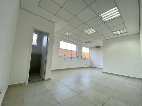 Imagem 1 de 14 de Sala Comercial De 32m² E 1 Vaga - Vila Mariana - Sa0320
