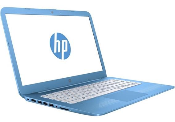 Notebook Hp Stream Tela14 4gb 32gb W10+cartão Sd 32gb
