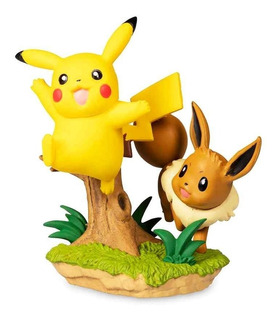 Pokemon - Pokebola Pikachu E Eevee