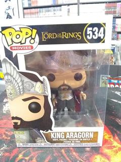 Funko Pop! King Aragorn #534
