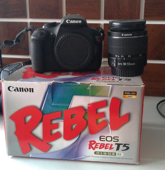 Canon T5 Usada