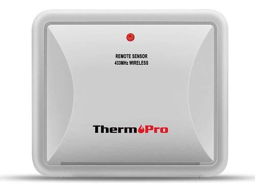 Imagen 1 de 4 de Sensor Externo Inalámbrico Para Termohigrómetro Thermopro