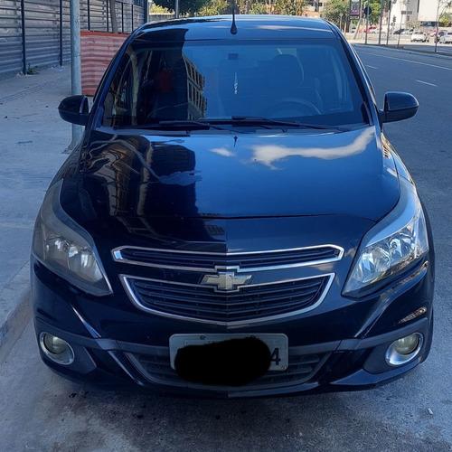 Imagem 1 de 12 de Chevrolet Agile 2014 1.4 Ltz 5p
