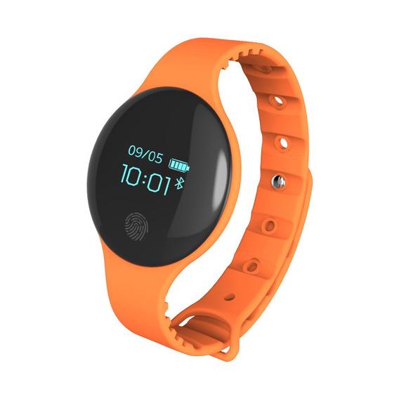 Xanes H8 0.66 Oled Ip65 Pulsera Reloj Inteligente Monitor P