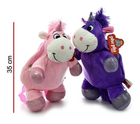 Mochila Unicornio Phi Phi Toys Cod.9534