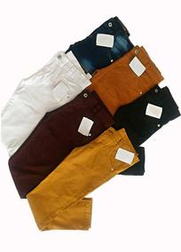 3 Calças Jeans Infantis Infantil Menino Masculino Skinny Lux