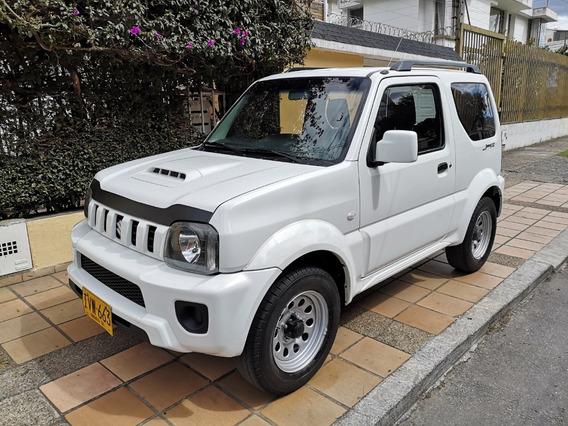 Suzuki Jimny 4x4 1.3 A.a 2016