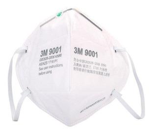 50 Respirador Mascarilla Cubreboca 3m 9001