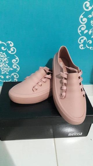 Melissa Ulitsa Sneaker Rosa Original