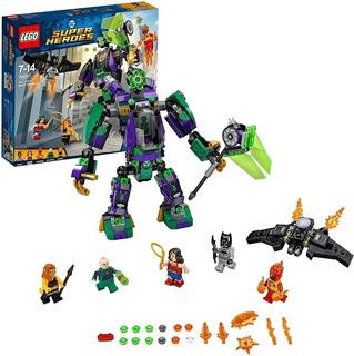 Lego 76097 Super Heroes Ataque Robot Lex Luthor Edu Full