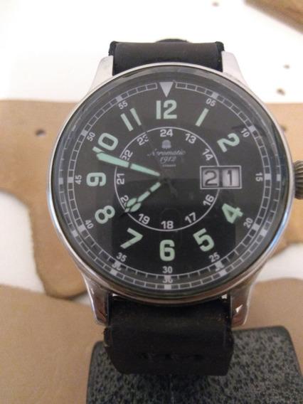 Relógio Aeromatic 1912