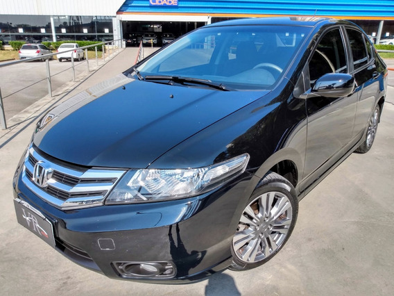 Honda City Lx 1.5 16v Flex Automático 2014/2014 Km 56.000