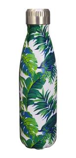 Garrafinha Térmica Agua Squeeze Inox 500ml 24hgelada Tropica
