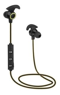 Fone De Ouvido Bluetooth Sport Amw810 Verde Atende Ligação