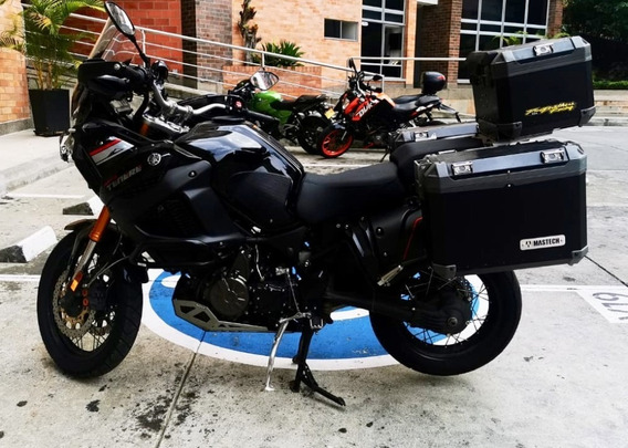 Yamaha Tenere 1200 Ze Full Accesorios