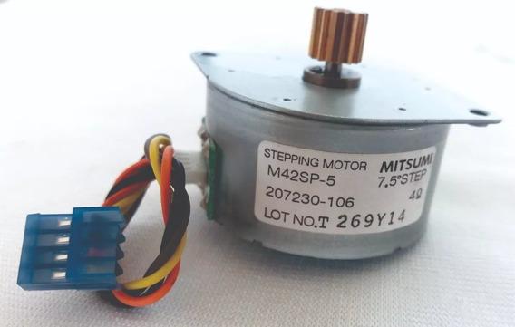 Motor Impressora Termica Zebra Tlp2844 Gc420t