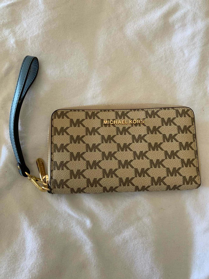 Billetera Michael Kors Original Sin Uso