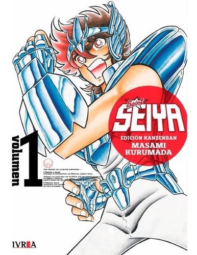 Imagen 1 de 4 de Manga - Saint Seiya 01 - 6 Cuotas