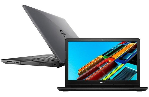 Notebook Dell Inspiron Intel Core I3 4gb 1tbn I15-3567-a15c