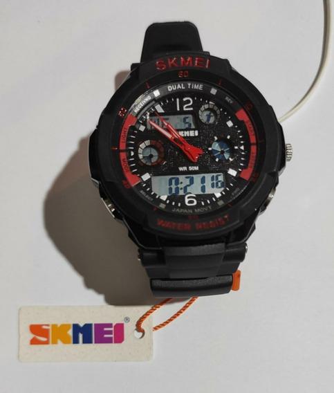 Relógio Masculino Skmei 0931 Militar Esportivo Prova Dágua
