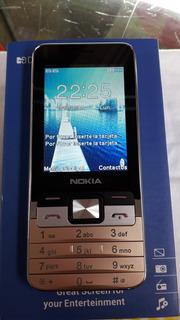Teléfono Celular Básico Nokia, Liberado, Doble Sim Card