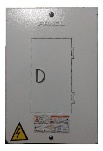 Caja De Tacos - Breakers 6 Circuitos Monofasico 110v Puerta