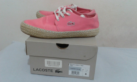 Lacoste Mujer Talle 37