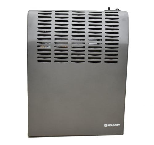 Calefactor A Gas Peabody Tiro Balanceado 4000 Kcal