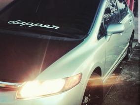 Honda Civic Ex Sedan, T, Aut., 4