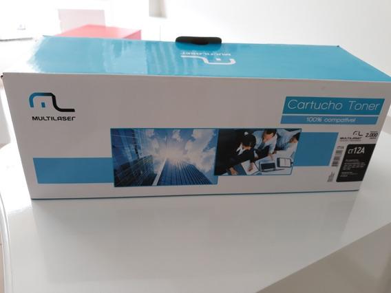 Cartucho Toner 2612a - ( 70 Un Disponível )