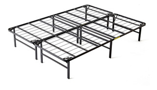 Base Para Cama Ajustable De Metal Tamaño Matrimonial (full)