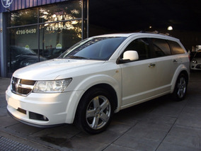 Dodge Journey 2.7 Rt Full 3 Filas Dvd 2010 Ge Automotores