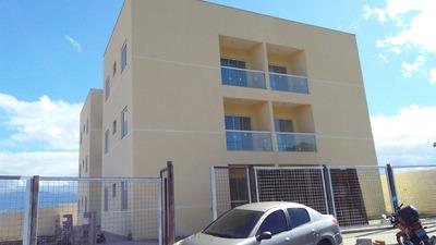 Apartamento Para Aluguel, 2 Dormitórios, Jardim Bela Vista Ii - Guaratinguetá - 1414