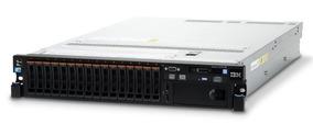 Servidor Ibm X3650 M4 Intel 2.5ghz, 144gb 2x146 Sas Seminovo